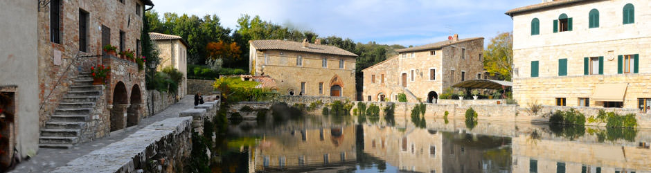 Free spas close to Country House Marilena la Casella in Umbria and ...
